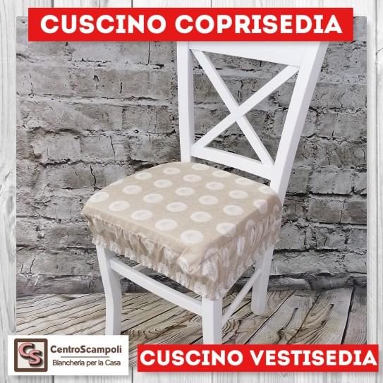 Cuscini per sedia vestisedia cerchio