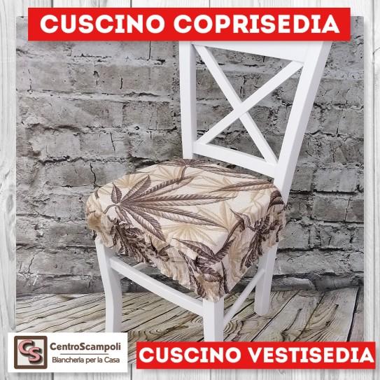Cuscini per sedia vestisedia palma
