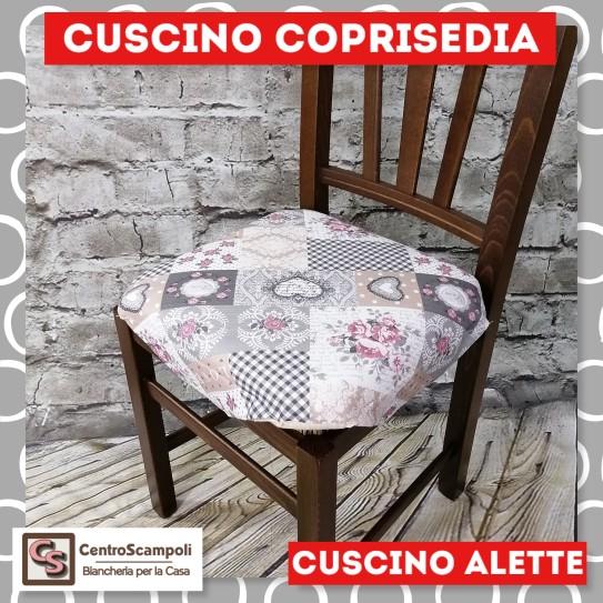 Cuscini per sedia alette piovra love
