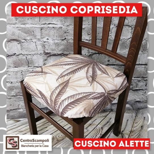 Cuscini per sedia alette piovra Palma